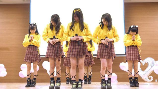 【4K60P】IMZip(アイムジップ) 優以香・愛理・璃音 IMZip卒業LIVE 後半2020/12/27