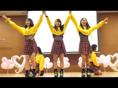 【4K60P】IMZip(アイムジップ) 優以香・愛理・璃音 IMZip卒業LIVE オリジナルダンス「Put in a love song」2020/12/27