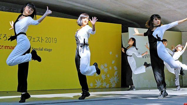 【4K】ZeroKidsダンススクール ハルカBクラス さっぽろオータムフェスト2019 (19 09 08)