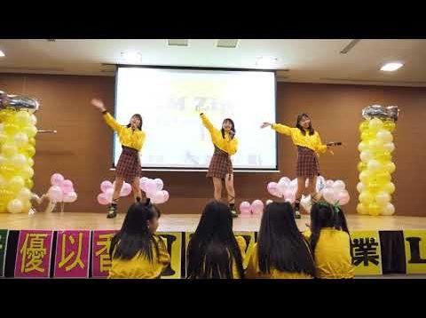 【4K60P】IMZip(アイムジップ) 優以香・愛理・璃音 IMZip卒業LIVE 後半 固定カメラ 2020/12/27