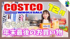 【コストコ】今年最後の我が家のCOSTCO購入品紹介!2020年12月版【ももかチャンネル】