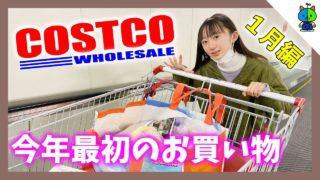 【コストコ】我が家のCOSTCO購入品紹介!2021年1月版【ももかチャンネル】
