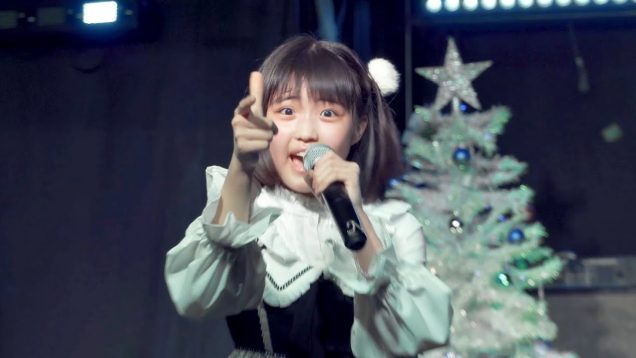 香村奈保ちゃん 『 奇跡の香りダンス。/ 松浦亜弥 』 #ニュータイプ  2020/12/25 Dear!My Christmas 2020 VOXX