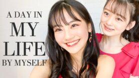 【1日密着】自撮りで撮影現場に密着!モデルの素顔を撮っちゃいます!