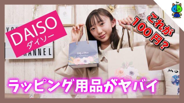 【100均】JCももか!ダイソーでご予算1000円でお買い物♡2月版【ももかチャンネル】