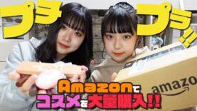 【爆買い】Amazonでプチプラコスメ大量購入!