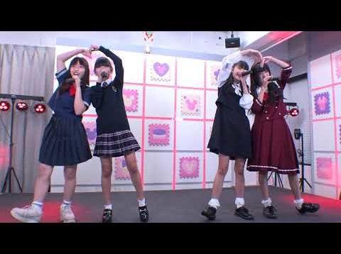超音波 LOVE MARK EVENT 昼公演 @ 渋谷 2021.01.23(Sat)【4K】
