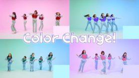 피어스의 옷 색깔을 바꿔봤습니다! 키즈돌 피어스 Pierce – 위너 Winner 210131 온라인 공연