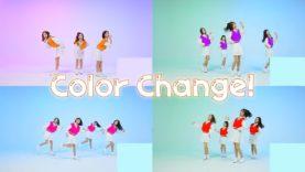 비타민의 옷 색깔을 바꿔봤습니다! 키즈돌 비타민 – 학교 가는 길 210131 온라인 공연