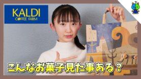 【カルディ】中学生が気になったお菓子6品を徹底レビュー♪秘蔵写真も公開?【ももかチャンネル】