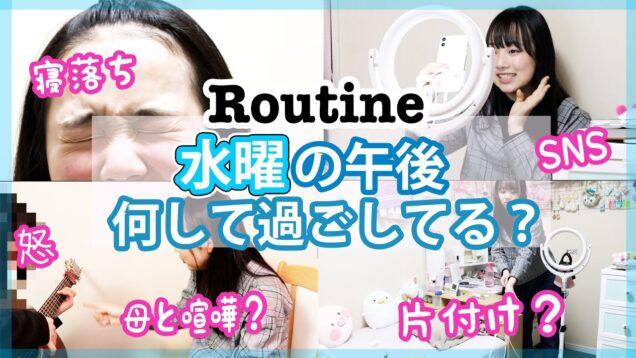 中3女子、水曜日はストレスが溜まる💢スマホ返せ💢【ベイビーチャンネル】