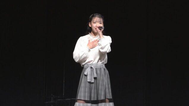08 菅原みいな(Si☆4)『残酷な天使のテーゼ』【4K】2020.11.1 東京アイドル劇場miniソロSP YMCAスペースYホール