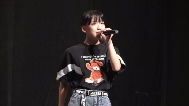 10 菅原みいな(Si☆4)『小さな恋のうた』【4K】2020.10.4 東京アイドル劇場mini ソロSP