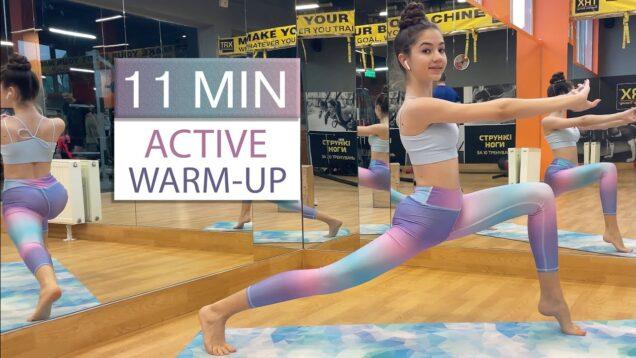 11 MIN Active Warm-Up / Danatar GYM