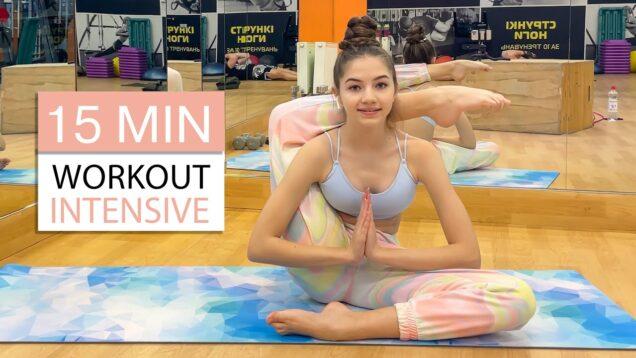 15 MIN Intensive Workout from Danatar GYM