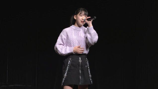 16 菅原みいな(Si☆4)『香水』【4K】2020.12.19 東京アイドル劇場ソロSP YMCAスペースYホール