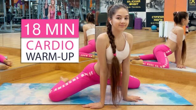 18 MIN Cardio Warm-Up / Danatar GYM