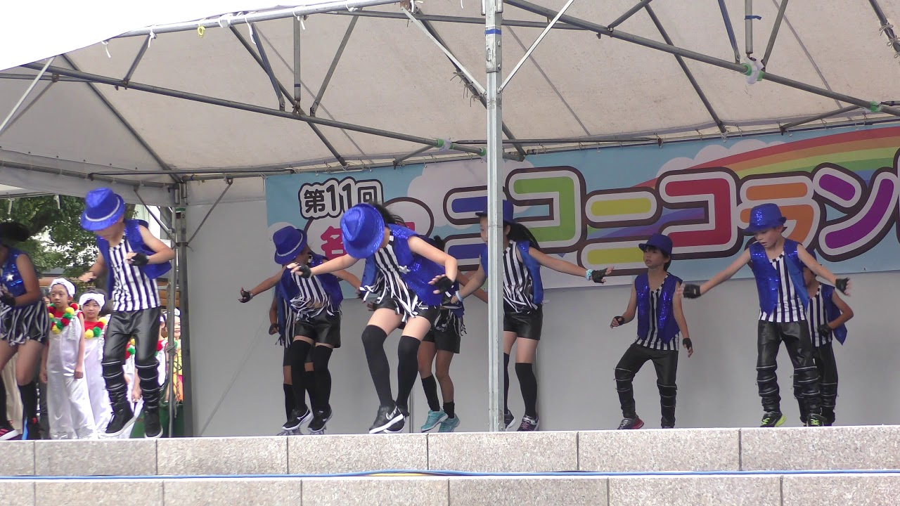 キッズダンス②「名古屋ニコニコランド2019」@2019年09月22日