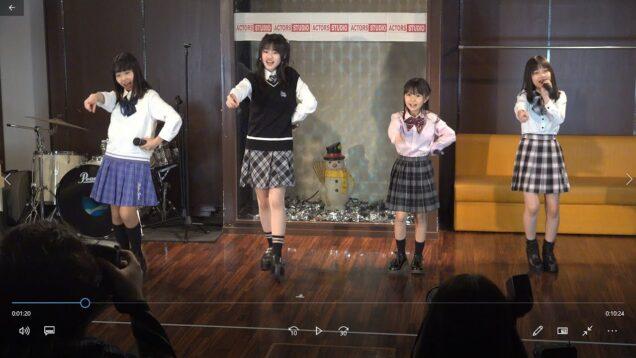 2021-02-06 アクターズスタジオ スタジオライブ Vol.198 11.888~Angel Number~