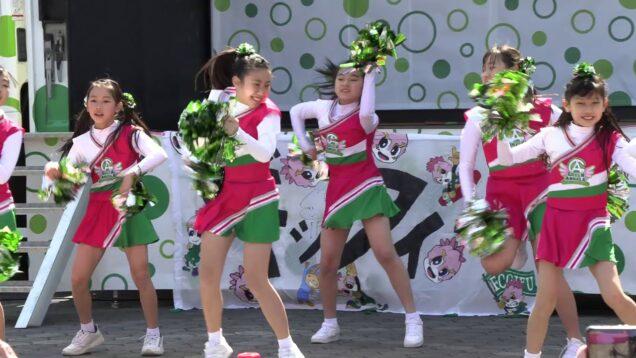 2021.03.14 グリーンエンジェルズダンスパフォーマンス