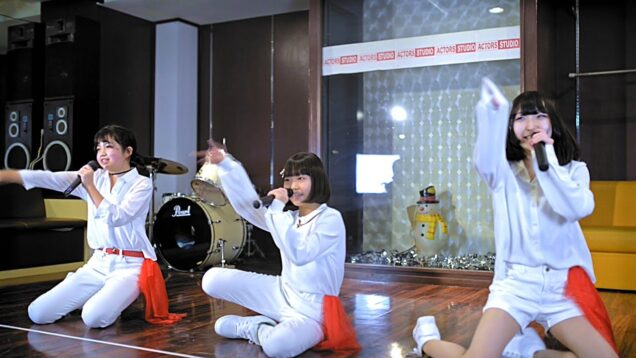 20UP「Synchronized ~シンクロ~ 」「Kiss Me Babe 」アクターズスタジオスターゲート校スタジオライブVol.200(21 03 06)