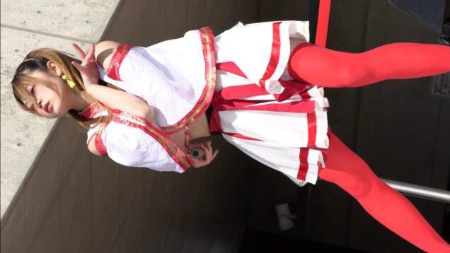 【4K/60P】20210314 おむすび娘。「キャラフェス dolly in モリコロパーク」@愛知県長久手市・モリコロパーク