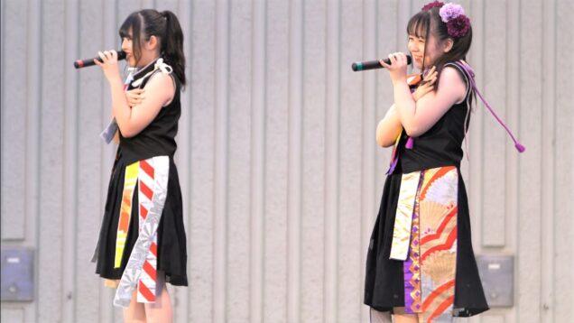 【4K/α7Rⅲ/70200GM】Dream Zone(Japanese idol group Dream Zone)idol campus(アイドルキャンパス)at 上野野外 2020年9月1日(火