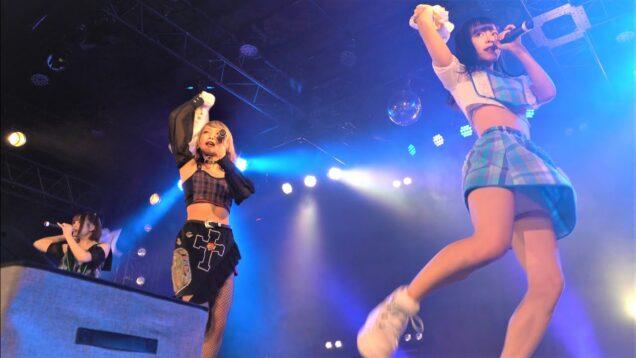 【4K/α7Rⅲ/GM】にっぽんワチャチャ(Japanese idol group Nippon Wachacha)『大晦日なのでいっぱいの人に来て欲しいLIVE』2020年12月31日(日)