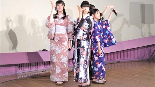 【4K/a7Rⅲ/GM】Nゼロ(Japanese idol group N zero)「Nゼロの一番長い日、全メンバー一斉試練 浴衣イベント」at 北とぴあ6階ドームホール 2020年9月20日(日)
