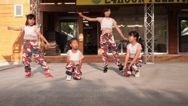【4K】アクトス中川「キッズダンス②」2019年08月25日@24時間テレビ