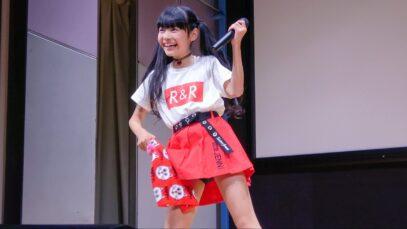 【4K】20200321 Runa☆(ろっきゅんろーる♪)『ロックの聖地(Buono!)』(@渋谷アイドル劇場 JSJCアイドルソロSP)