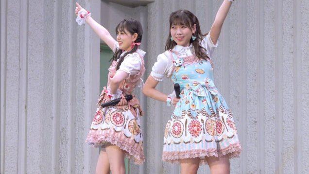 【4K】20200610 スイーツメロディ「アイドルキャンパス/idol campus」@東京都台東区・上野公園水上音楽堂