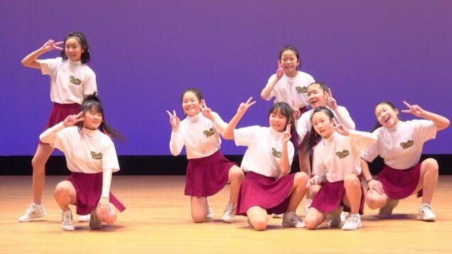 【4K】20201226 キッズチアダンス① @石川県七尾市・サンビーム日和ヶ丘
