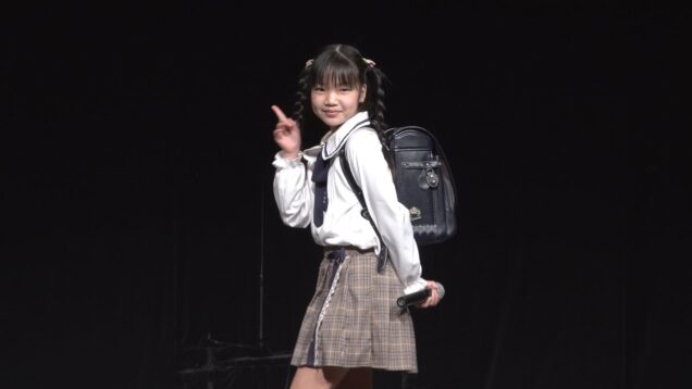 田村千尋『ステキな日曜日』【4K】2021.3.6 JSJCソロSP 東京アイドル劇場mini YMCAスペースYホール