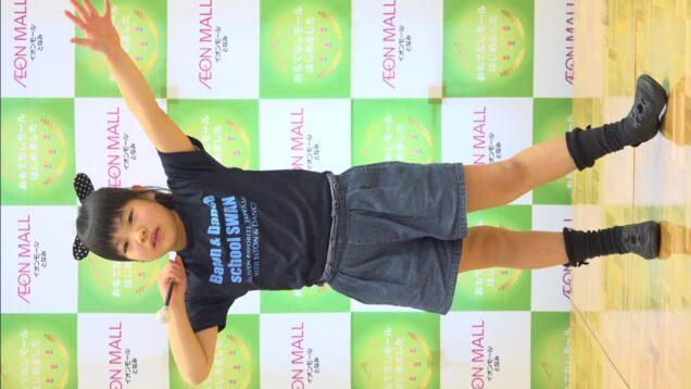 【4K】20210109 バトントワリングステージ「とやまドリームアカデミー」縦動画 @富山県砺波市・イオンモールとなみ