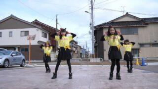 【4K60P】IM Zip(アイムジップ)「 オリジナルダンス」オレンジキャンペーン連動企画「おいしいマルシェ」 in クロスベイ新湊 1部 固定カメラ 2021/3/7