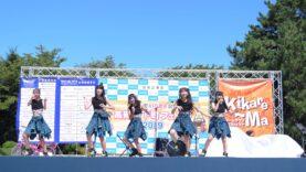 【4K60P】IM Zip(アイムジップ)「レッツ!まんようせん♪」高岡城下町フェスタ2019 2019/9/8 固定カメラ