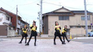 【4K60P】IM Zip(アイムジップ)「 オリジナルダンス」オレンジキャンペーン連動企画「おいしいマルシェ」 in クロスベイ新湊 2部 固定カメラ 2021/3/7