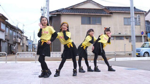 【4K60P】IM Zip(アイムジップ)「Make you happy(NiziU)」オレンジキャンペーン連動企画「おいしいマルシェ」 in クロスベイ新湊 2部 固定カメラ 2021/3/7