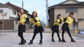 【4K60P】IM Zip(アイムジップ)「Make you happy(NiziU)カバーダンス」オレンジキャンペーン連動企画「おいしいマルシェ」 in クロスベイ新湊 2021/3/7