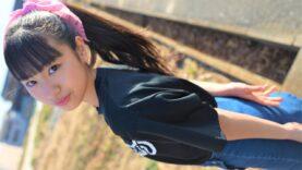 ②6年生12歳!?RISING/ZERO-Ⅴのメンバー美少女MIOちゃんの1分間イメージ動画風②(Japanese idol group RISING/ZERO-Ⅴ/MIO)2021年2月28日(日)