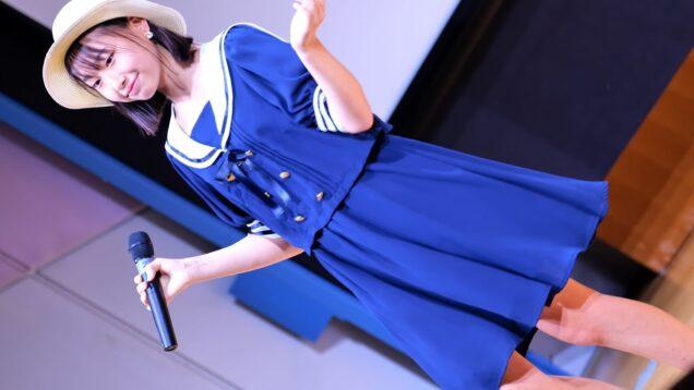 響野アンナ (Angel Sisters)/渋谷アイドル劇場 JSJCソロSP 「ルージュの伝言/荒井由美」 20200627 [4K60P]