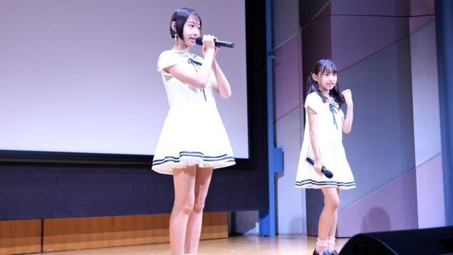 Angel Sisters/渋谷アイドル劇場 「♡桃色片想い♡/松浦亜弥」 20200726 [4K60P]