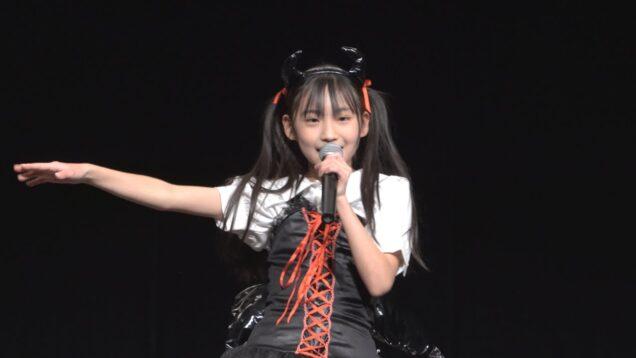 響野ユリア(Angel Sisters)『デビきゅー』2021.3.6 JSJCソロSP 東京アイドル劇場mini YMCAスペースYホール