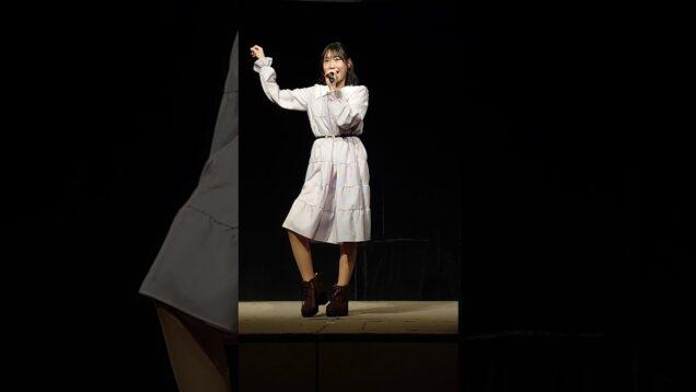 響野アンナ(AngelSisters) 東京アイドル劇場mini JSJCソロSP(60分) @ 水道橋 2021.02.11(Thu) 【縦動画】