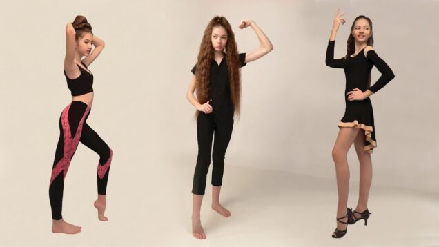Danatar Backstage from Photoshoot for Sportswear and Dance Store 4
