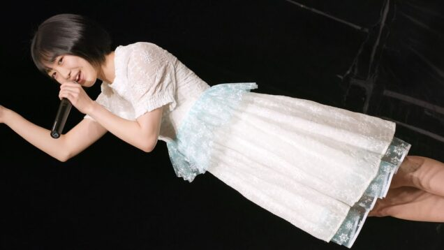 【EOS R5/4K】 緒川佳波(AnemOne)/東京アイドル劇場mini ソロSP 「何度目の青空か?/乃木坂46」 20210213 [4K]