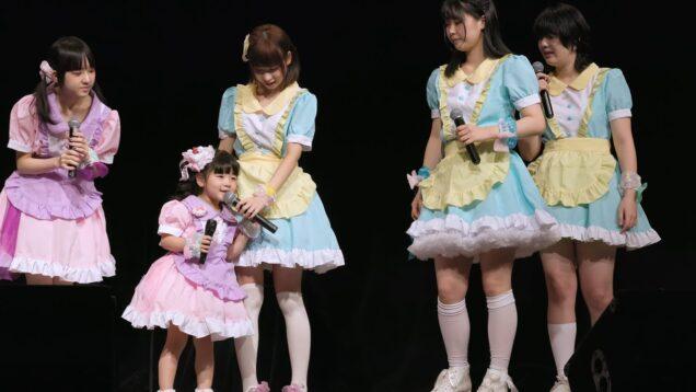 【EOS R5/4K】 [初ライブ] Milky☆Way/東京アイドル劇場mini 20210211 ② [4K]