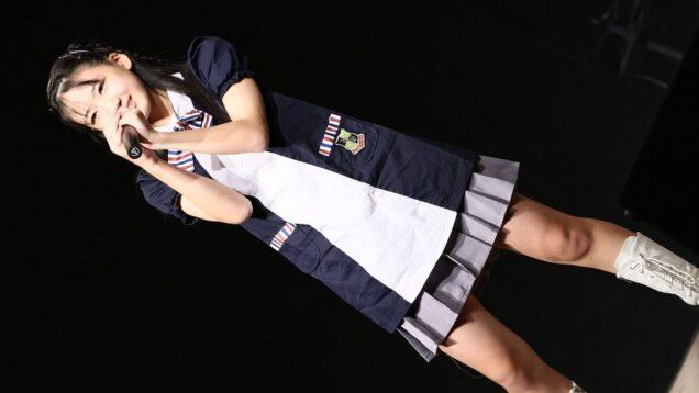 【EOS R5/4K】 菅原みいな(Si☆4)/東京アイドル劇場mini  ℃ uteカバー特集 「都会っ子純情」 20201101 [4K]