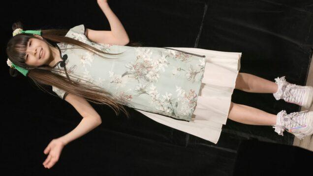 【EOS R5/4K】 吉田ハンナ(こにゃんこ)/東京アイドル劇場mini ソロSP 「Timing/ブラックビスケッツ」 20210211 [4K]